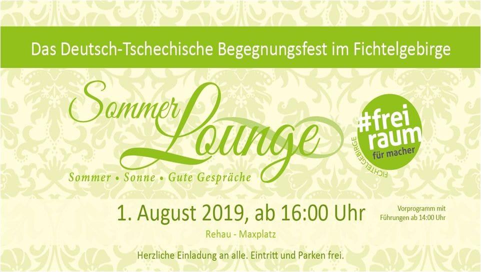 Sommer Lounge 2019