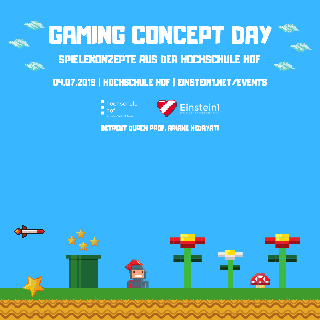 Teaser Gaming Concept Day