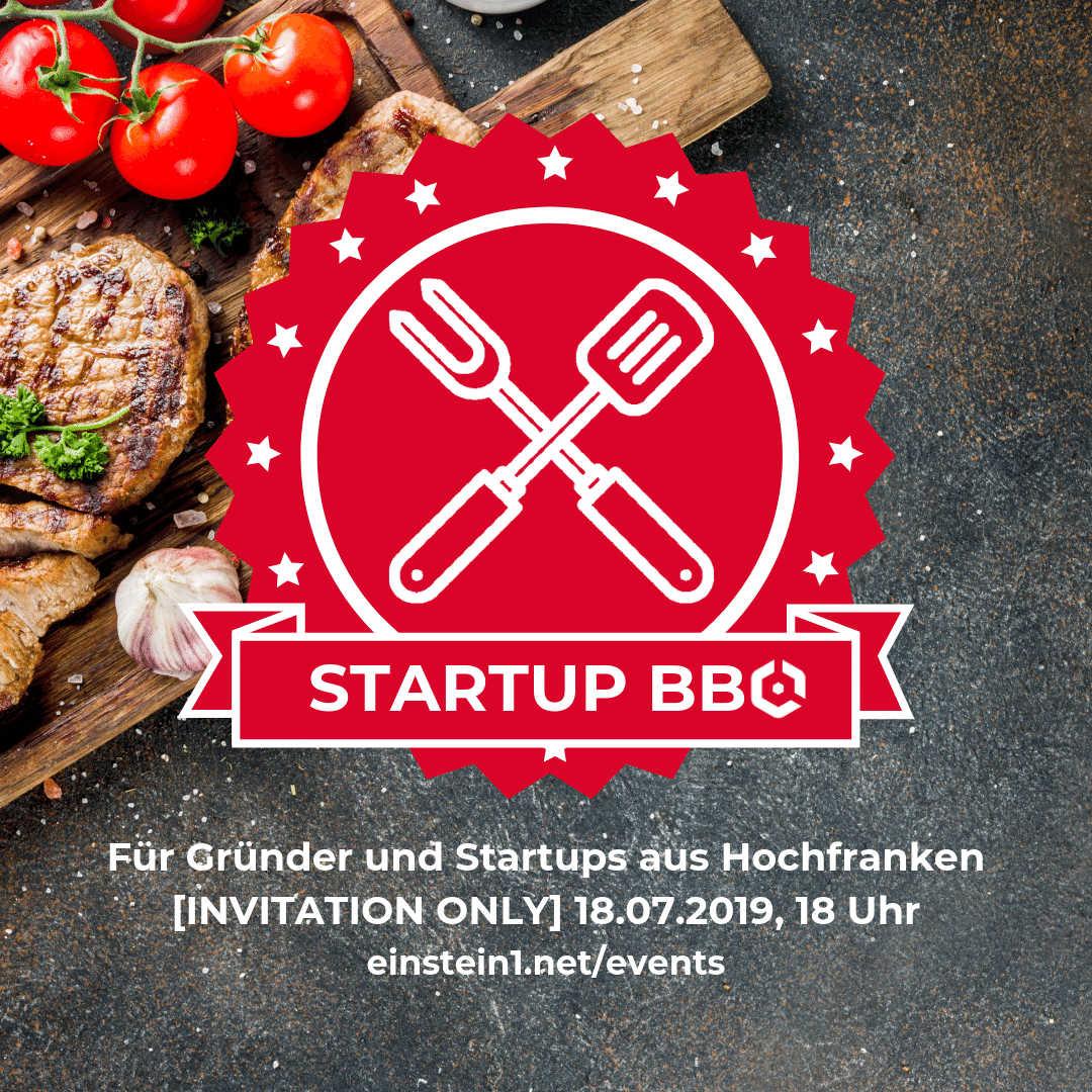 Einstein1 Startup BBQ 2019