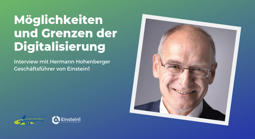 Interview mit Hermann Hohenberger von Zukunft Fichtelgebirge