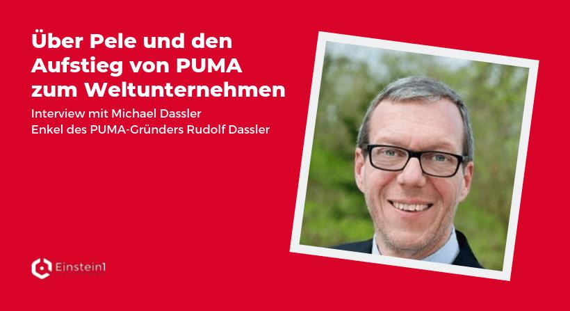 Interview mit Michael Dassler von PUMA