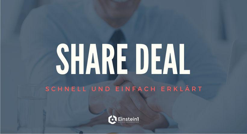 Share Deal