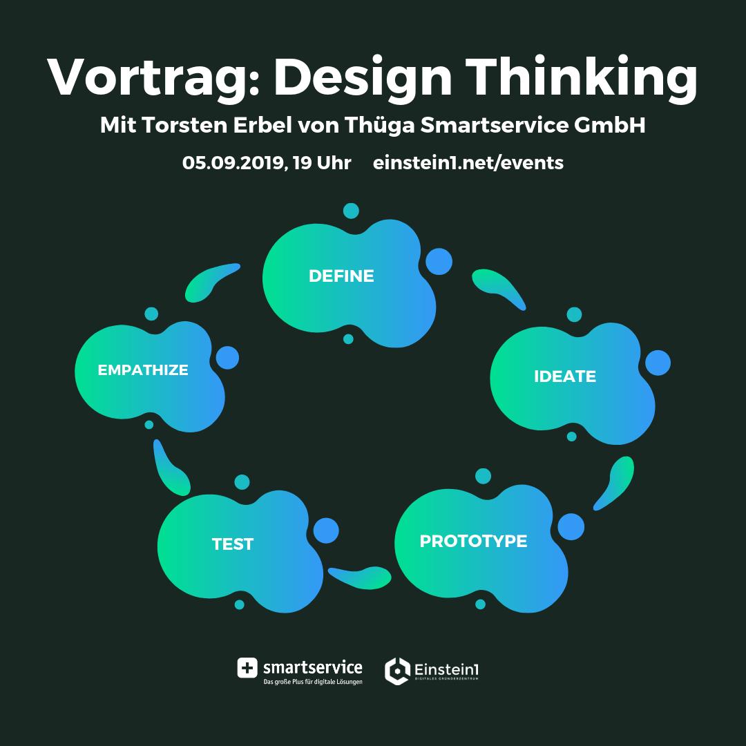 Teaser Vortrag Design Thinking