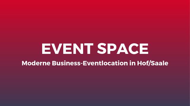 Event Space Teaser Website