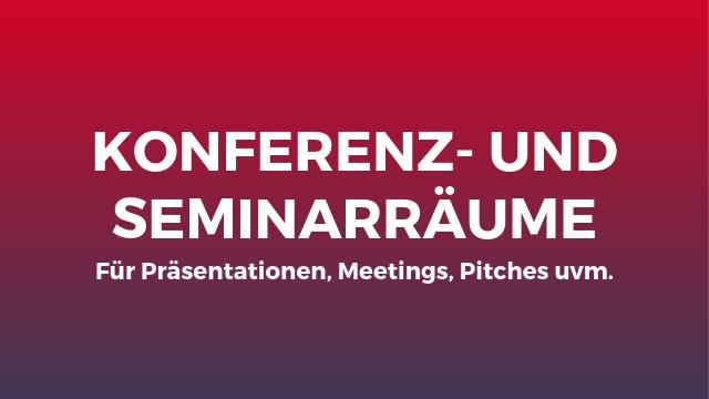 Konferenz und Seminar Teaser Website