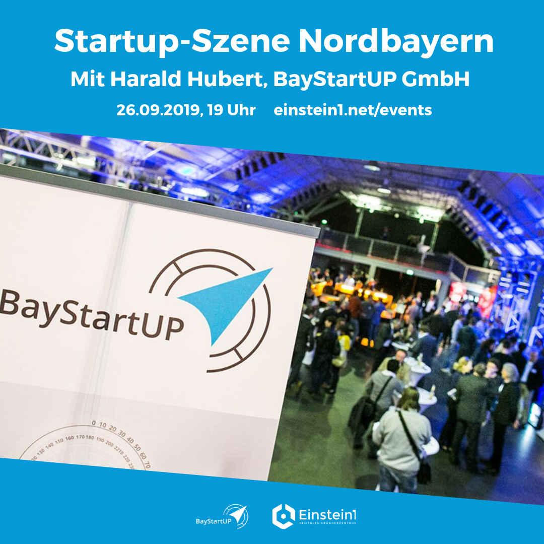 Teaser Startup-Szene Nordbayern
