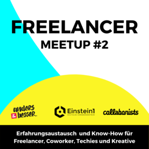 Freelancer MeetUp #2 Einstein1