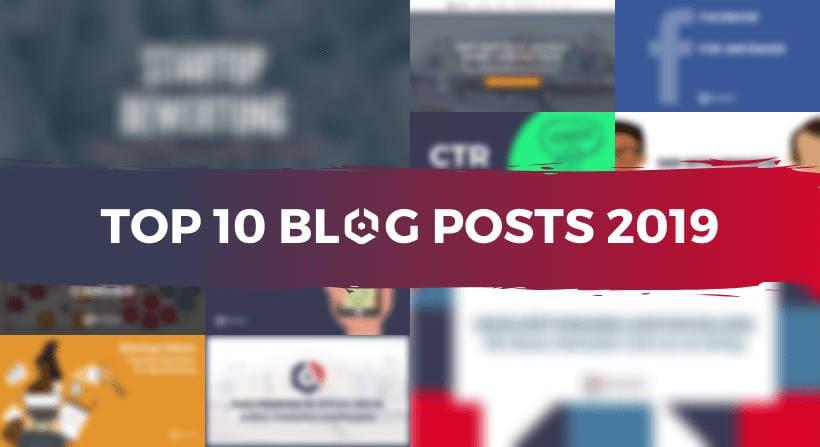 TOP 10 Blog Posts 2019 Einstein1