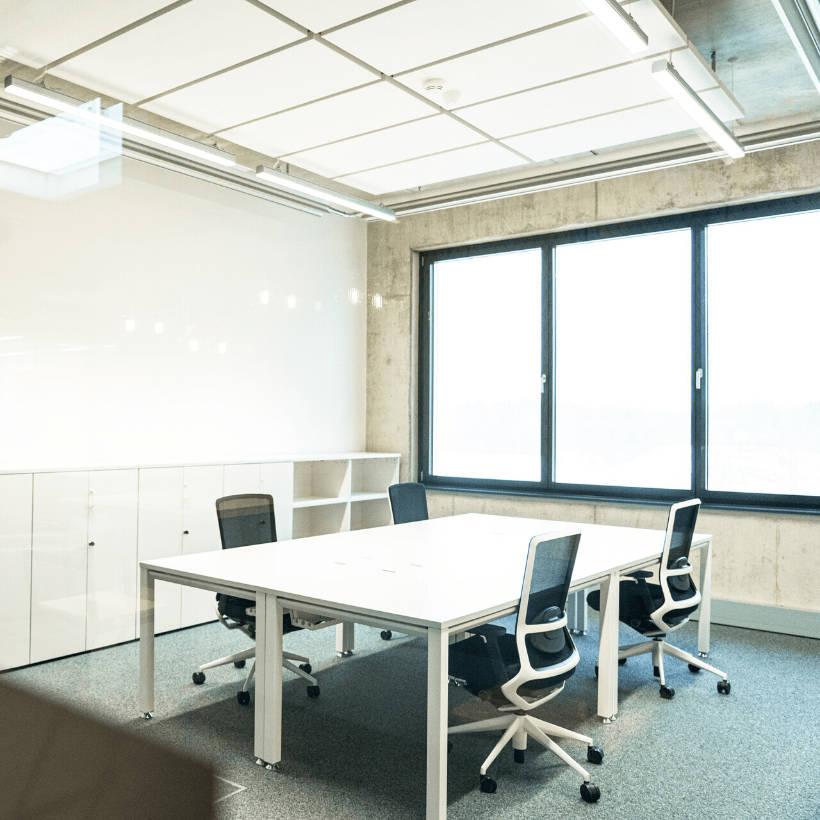 Startup-Büro Einstein1