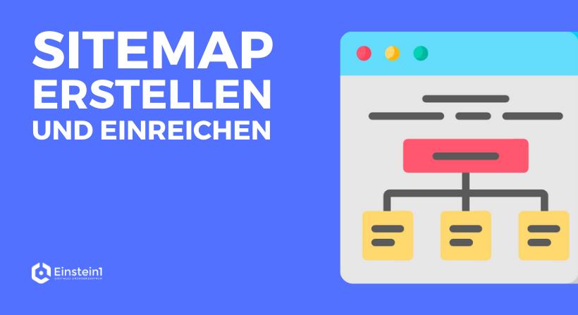 Sitemap erstellen