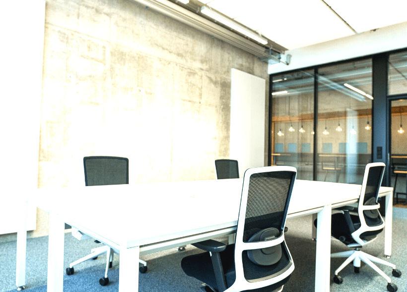 Startup Büros im Einstein1 Innenaufnahme