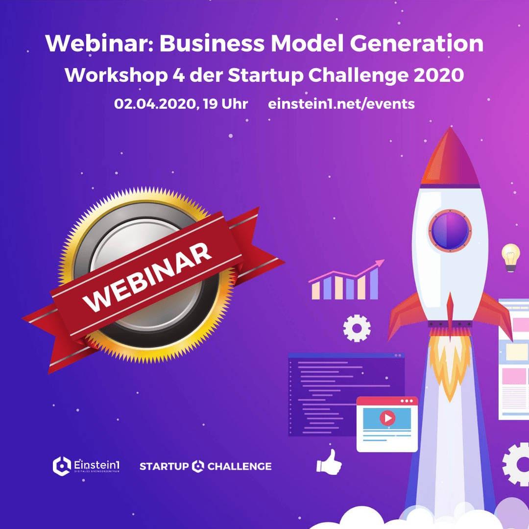 Webinar Teaser Workshop 4 Business Model Generation