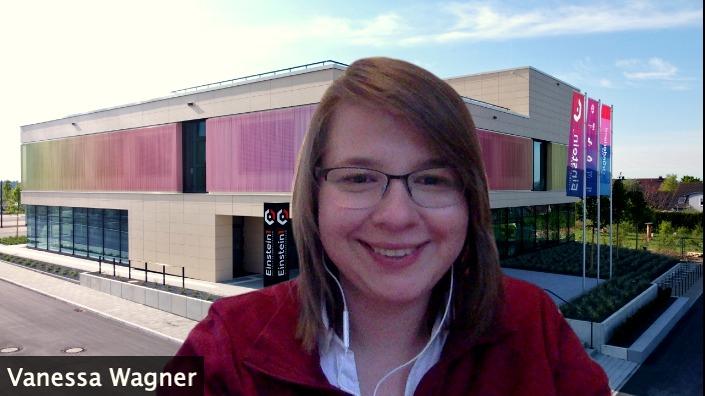 Vanessa Wagner Zoom Meeting Hintergrund Einstein1