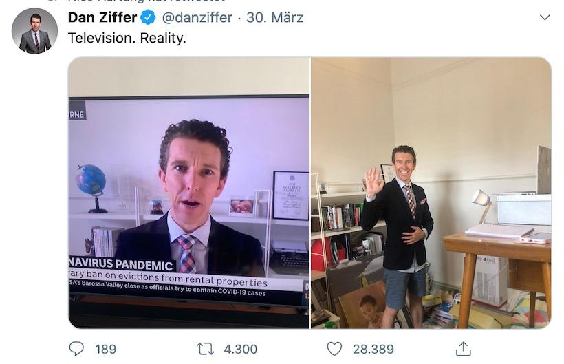 Videokonferenz Twitter Einstein1