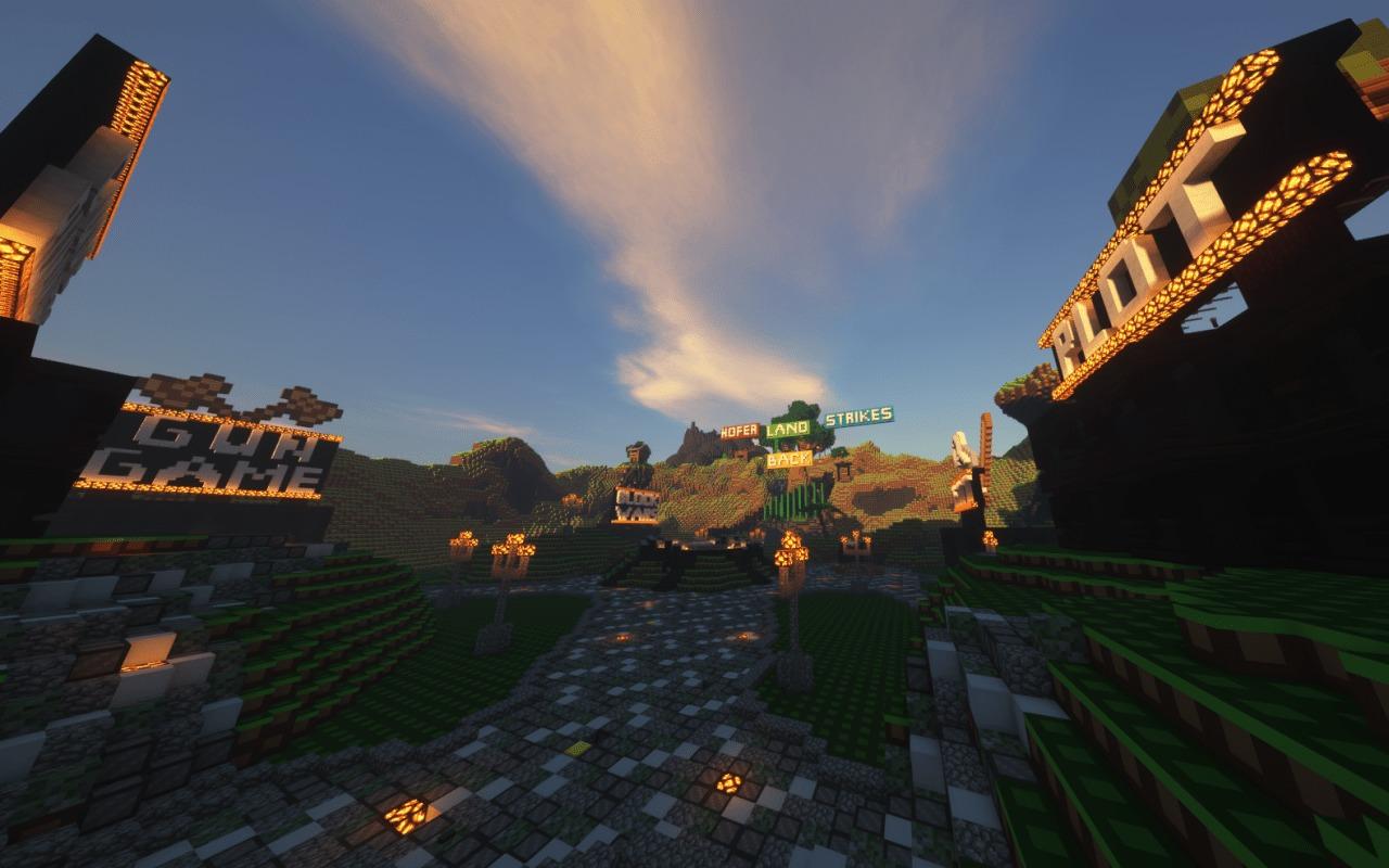 Lobby Minecraft Hoferlandstrikesback