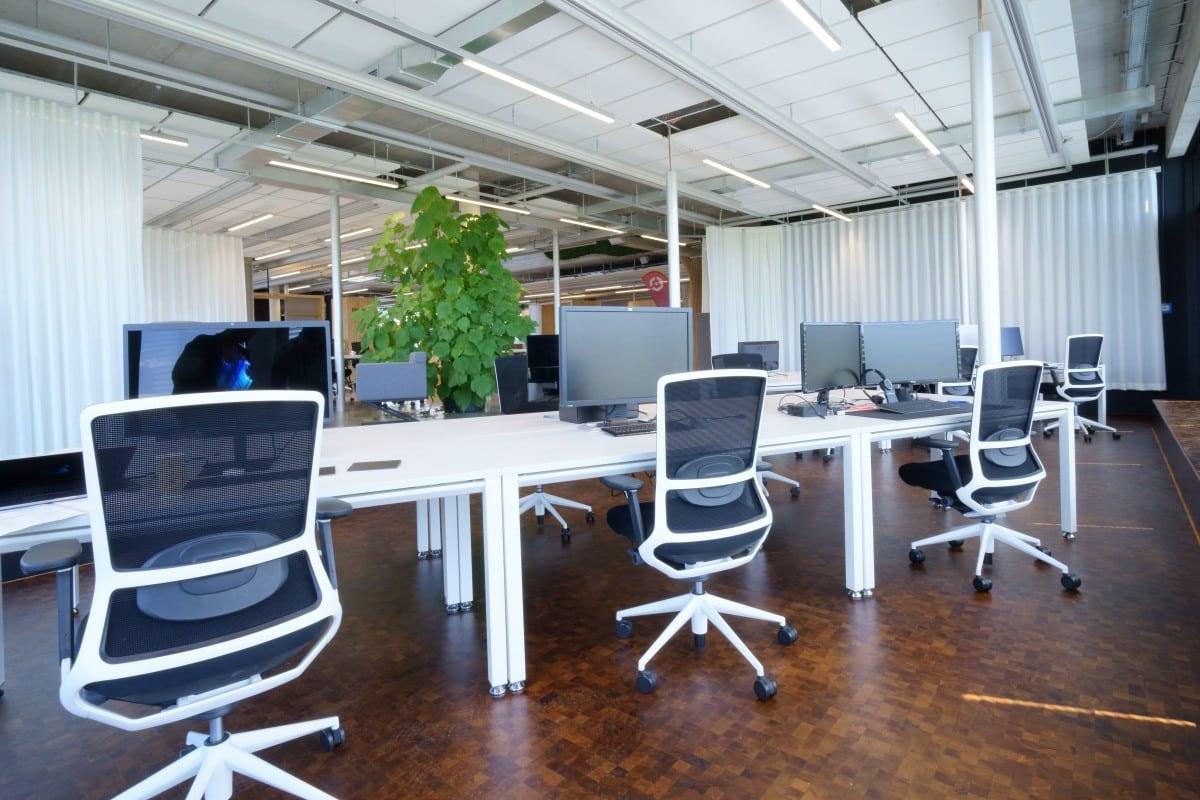 Einstein1 Fix Desk Bereich