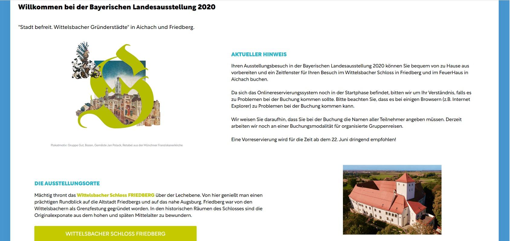 screenshot onlineticket bayern einstein1