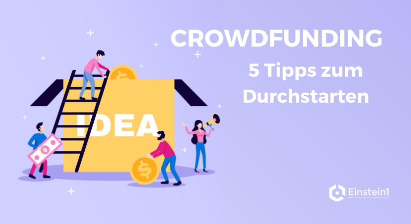 Crowdfunding Einstein1