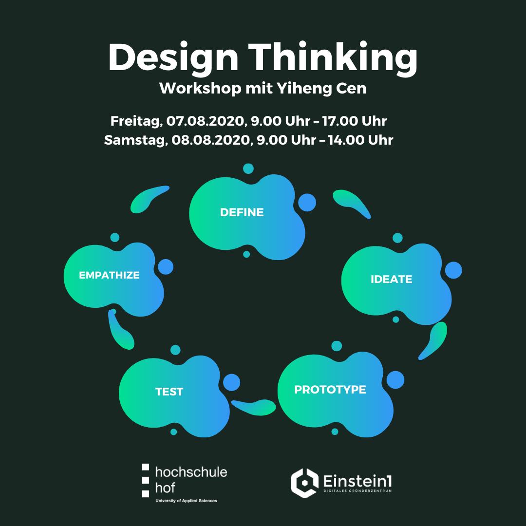 Workshop: Design Thinking mit Yiheng Cen