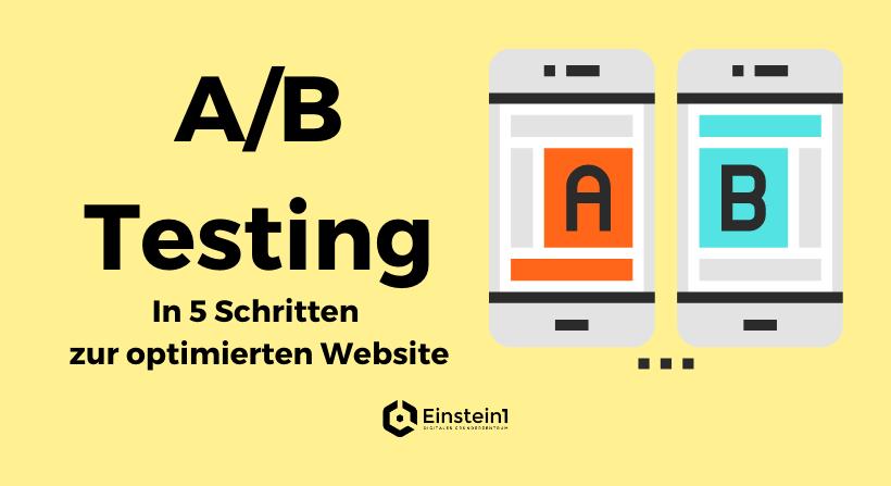 AB Testing, Einstein1