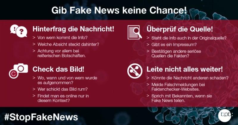 Stop Fake News!