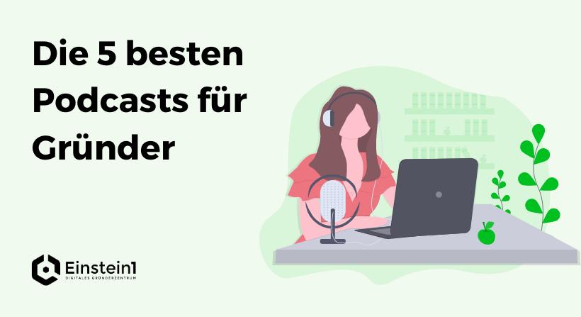Gruender Podcast Einstein1