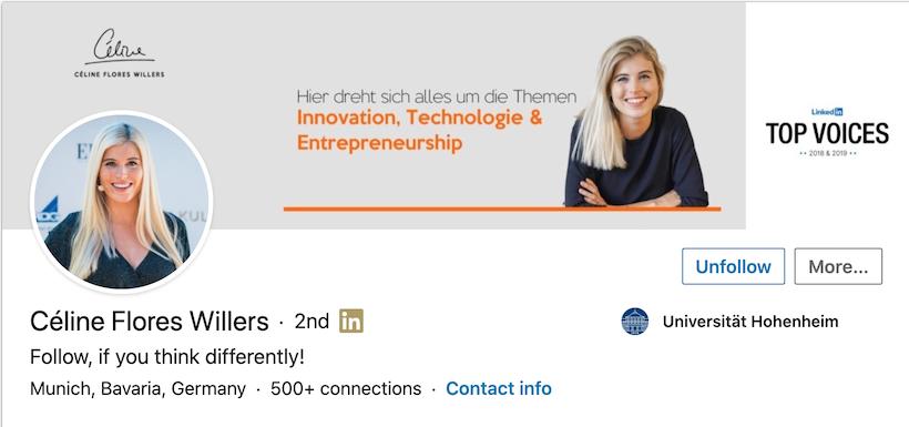 LinkedIn Header Einstein1