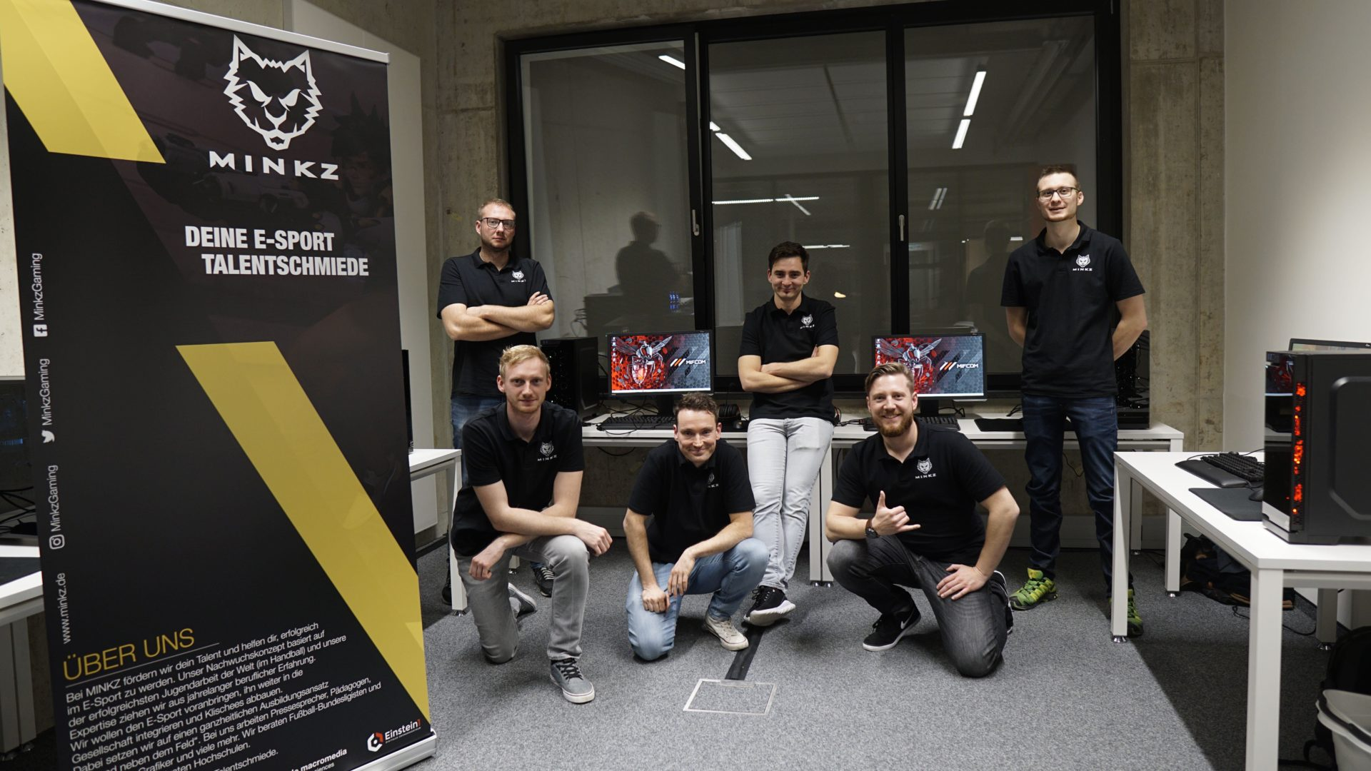 MINKZ Gaming Team Einstein1