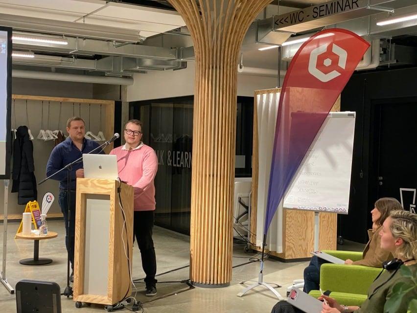 Denis Thillmann & Oliver Fehmel, GruVer