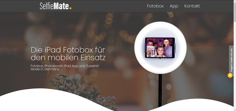 SelfieMate Startup Einstein1