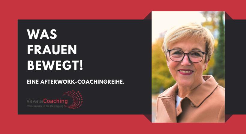 Angelika Vavala, Afterwork Coaching Hofer Land