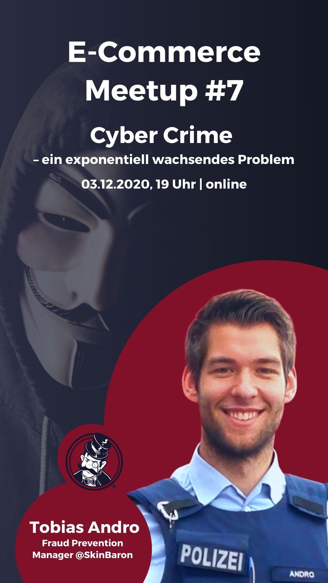 E-Commerce Meetup #7 mit Tobias Andro