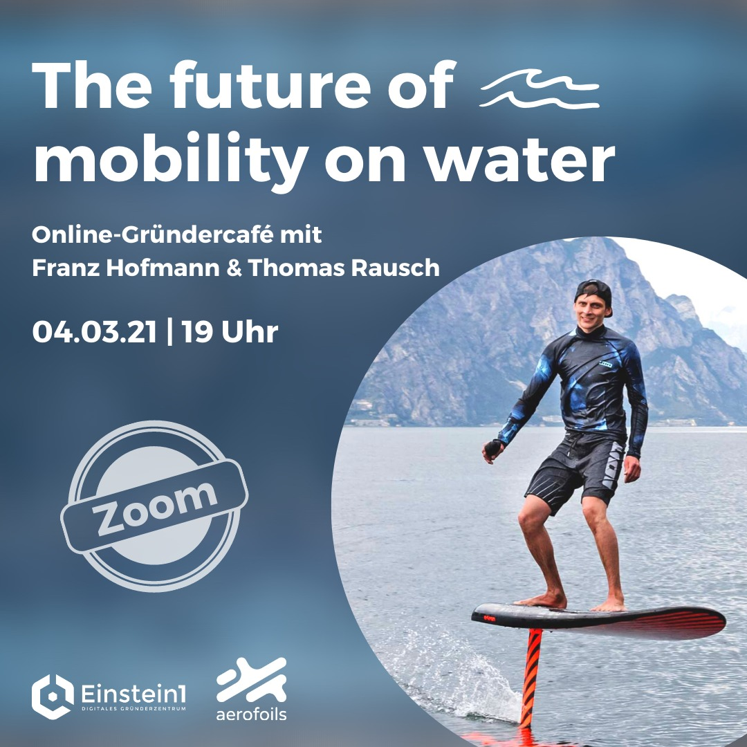 Aerofoils - the future of mobility on water