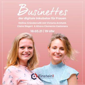 Businettes - der digitale Inkubator für Frauen