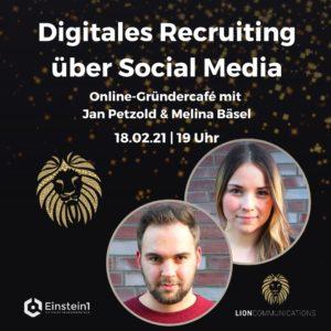 Lion Communications - Digitales Recruiting über die Sozialen Medien