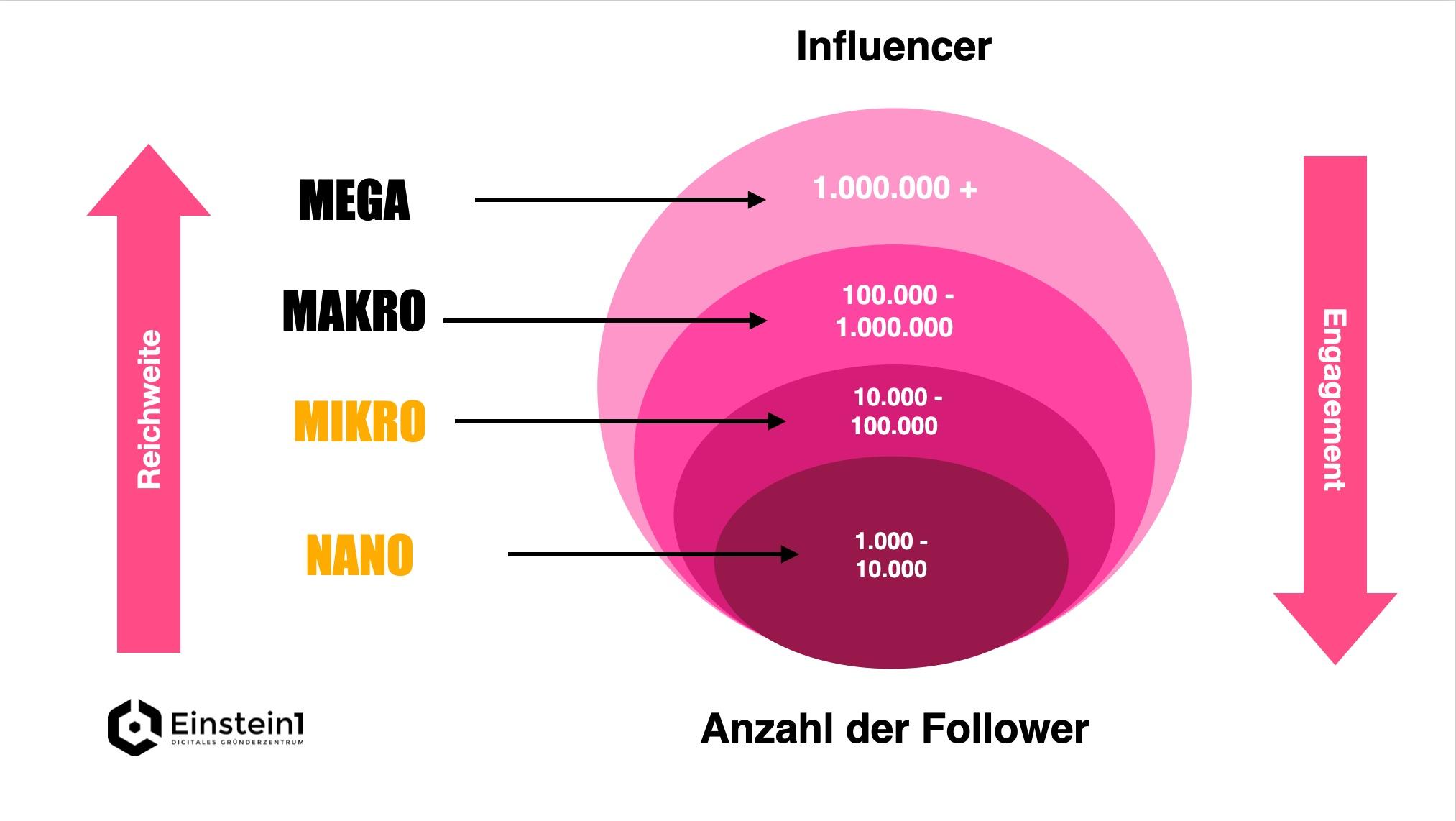 nano-influencer-kleine-influencer-mit-hoher-autorität-arten-von-influencern-einstein1